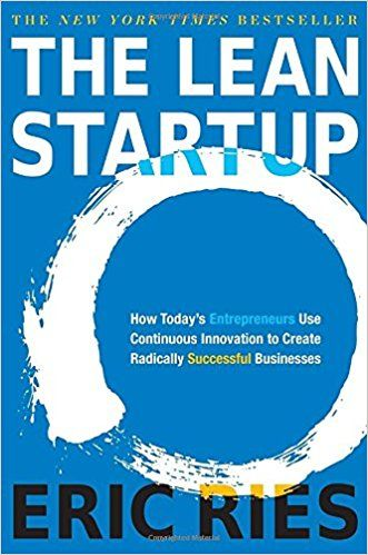 Lean Startup by Eric Ries